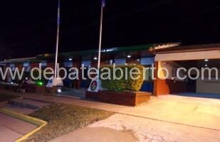 25 años del edificio de Comisaría Cerrito