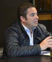 Treppo de recorrida con los precandidatos por Paraná Campaña