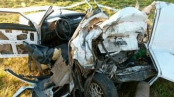 Múltiples fueron las víctimas del accidente