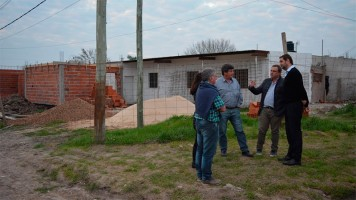 Donda recibió al Subsecretario de Planificación Territorial de la Inversión Pública de la Nación.