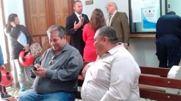 De la Rosa y seis dirigentes de UPCN van a juicio .