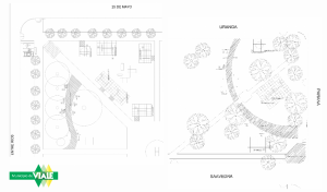 Plazas inclusivas