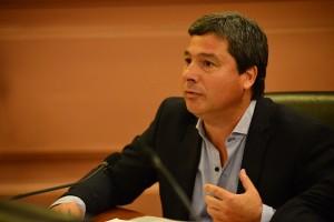 Zavallo, apoya la reelección de Bordet