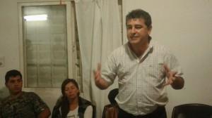 Retamar quiere hacer pie en Paraná