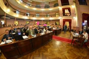 Diputados votó la reforma impositiva de Bordet.