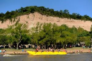 Bordet se mostró conforme con el desarrollo de la temporada turística.