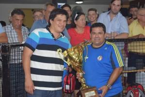 Torneo de Bochas.