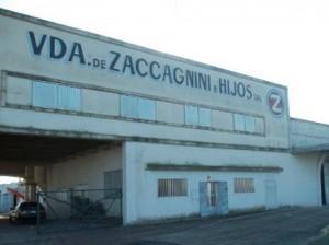 Trabajadores del Molino Vda de Zaccagnini se movilizaron en Cerrito.