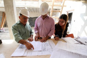 Las obras forman parte del plan de infraestructura que desarrolla el gobierno en la capital provincial.