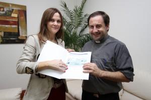 Se concretó una entrega de aportes por 300.000 pesos.