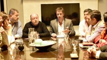 Cresto y Busti delinean estrategias pensando en  2019