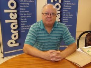 Rubén Zapata.