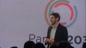 "Gainza lanzó ""Paraná 2030""."