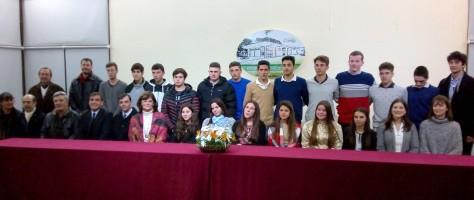 Asumieron los nuevos concejales juveniles.