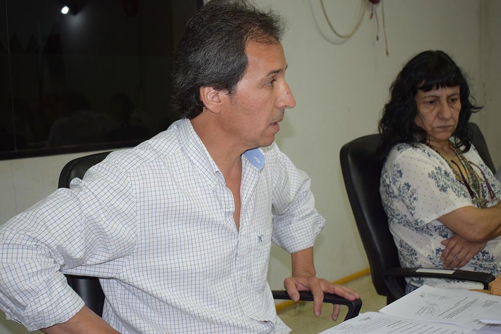 El concejal Saavedra piensa en 2019
