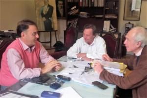 """Lacoste reclamó al radicalismo """"solidaridad con Varisco""""."""