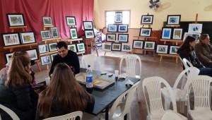 Muestra de Fotografía en Aldea Santa Maria